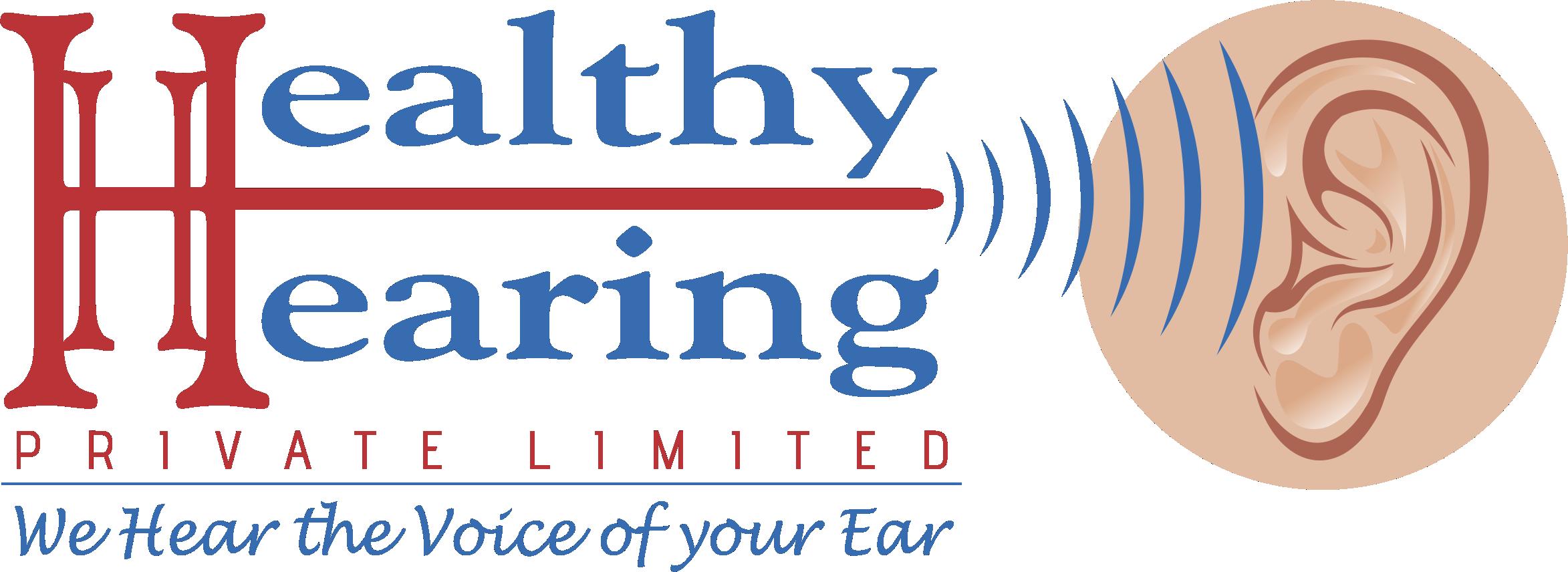 Healthy Hearing Pvt. Ltd. Logo